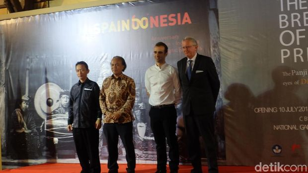 Pameran Fotografi Diego Zapatero Rayakan 60 Tahun Indonesia - Spanyol