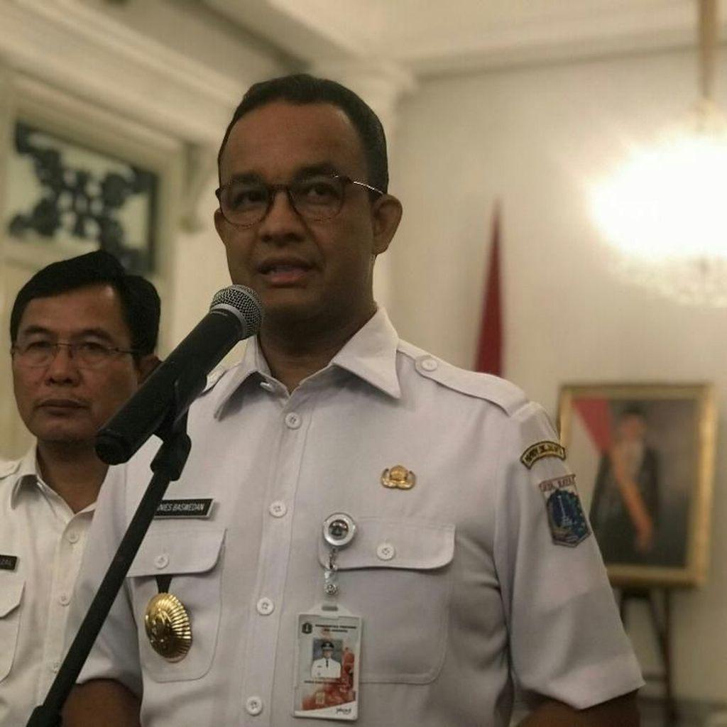 Jadi Rebutan PKS-Gerindra, Anies: Tak Perlu Melebar ke Saya