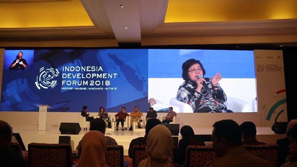 Menteri LHK Beberkan Inovasi Hutan untuk Berdayakan Warga