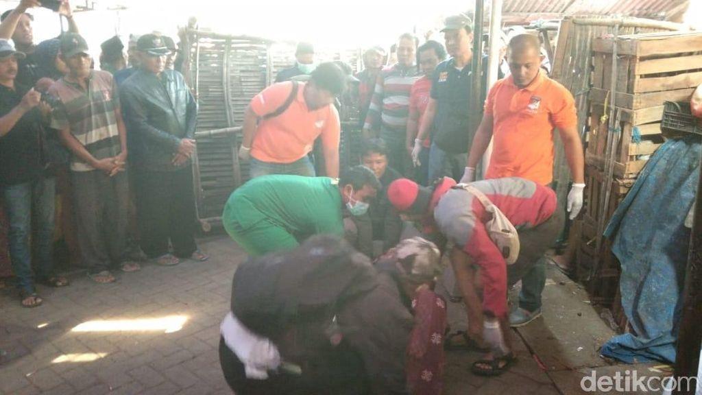 Penjaga Pasar di Probolinggo Ditemukan Tewas, Ada Dugaan Dibunuh