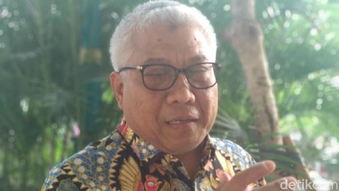 Foto: Dirut PT Jakpro yang baru, Dwi Wahyu Daryoto. (Zaki-detikcom)