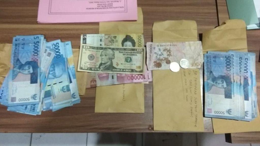 Curi Uang di Tempat Kos Mahasiswa WN Korsel, 3 OB Ditangkap