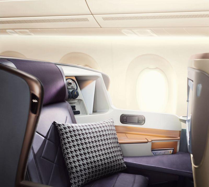 Penerbangan ini akandimulai pada tanggal 2 November 2018. (Singapore Airlines)