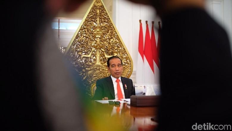 Jokowi: Nama Cawapres Masih Digodok, Tinggal 5