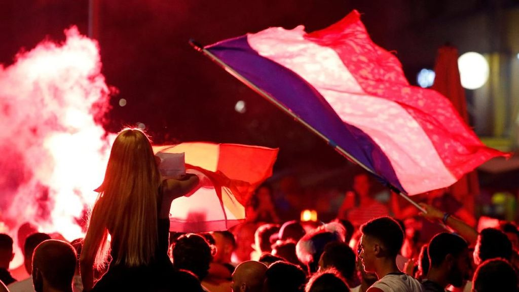 Deretan Kebiasaan Sehat Warga Prancis yang Bikin Umur Panjang (1)