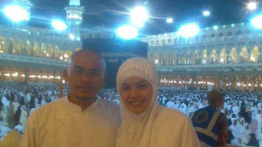 Penampilan Nikita Mirzani dengan Hijabnya, Makin Cantik?
