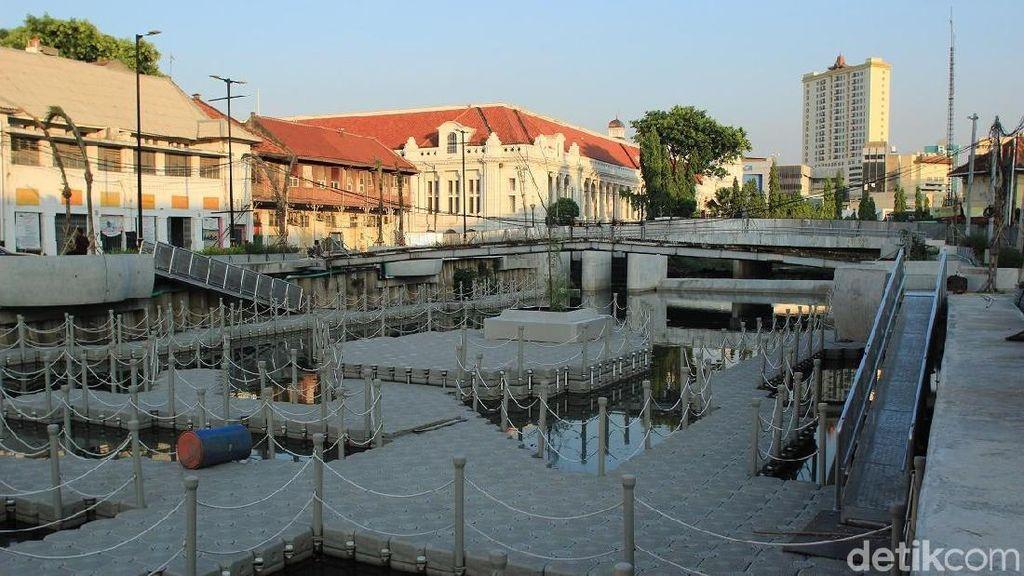 Kali Besar Terinspirasi Sungai di Seoul yang Didatangi Jokowi