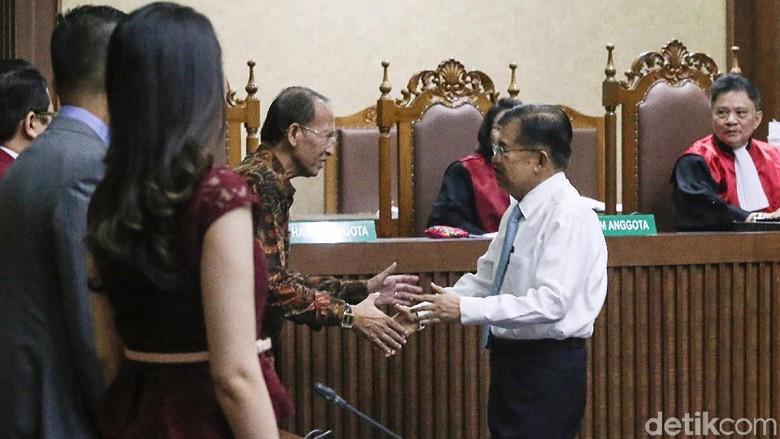 Wapres Jusuf Kalla Jadi Saksi Sidang PK Suryadharma Ali