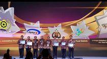 Rekrut Anggota Bebas KKN, Polri Raih BKN Award