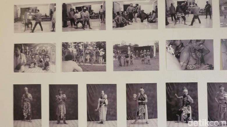 Jepret Cerita Rakyat Panji, Diego Zapatero Gunakan Teknik Fotografi Lawas