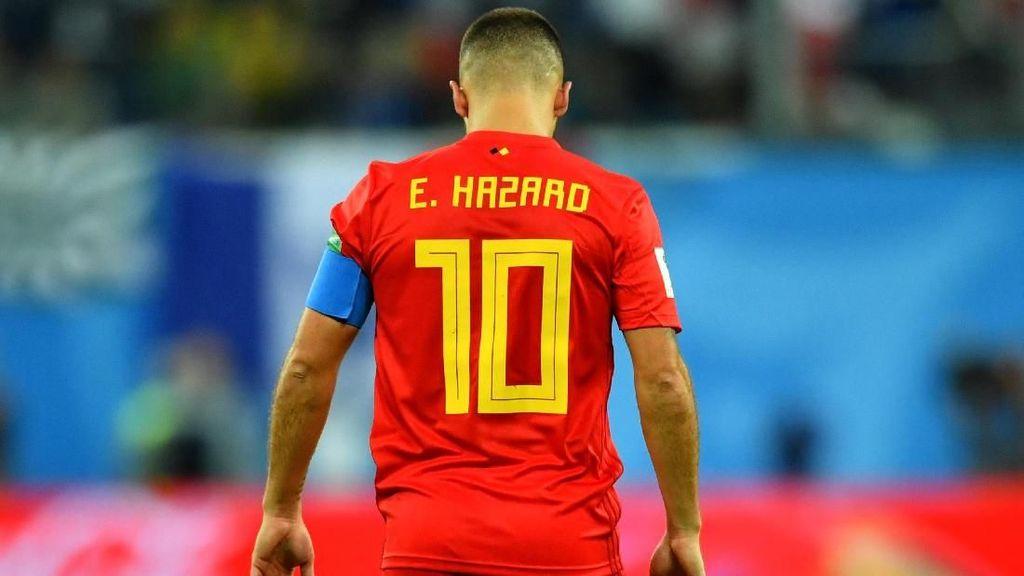 Tak Kalah dari Ronaldo, Eden Hazard Bisa Apa Jika Gabung Real Madrid?