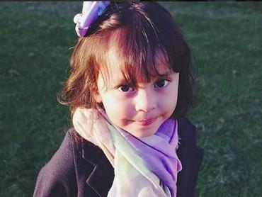Perkenalkan Bun, anak manis ini namanya Chelsea Qeana Ibelia Pearce. Chelsea merupakan adik aktris Pevita Pearce. (Foto: Instagram @pevpearce)