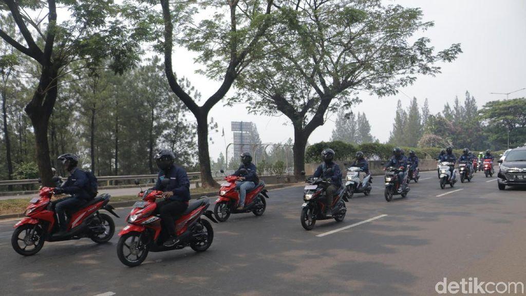 Dolar Masih Kuat, Motor Suzuki Tetap Tahan Harga