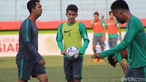Latihan Perdana di Timnas U-19, Egy Siap Diturunkan vs Malaysia
