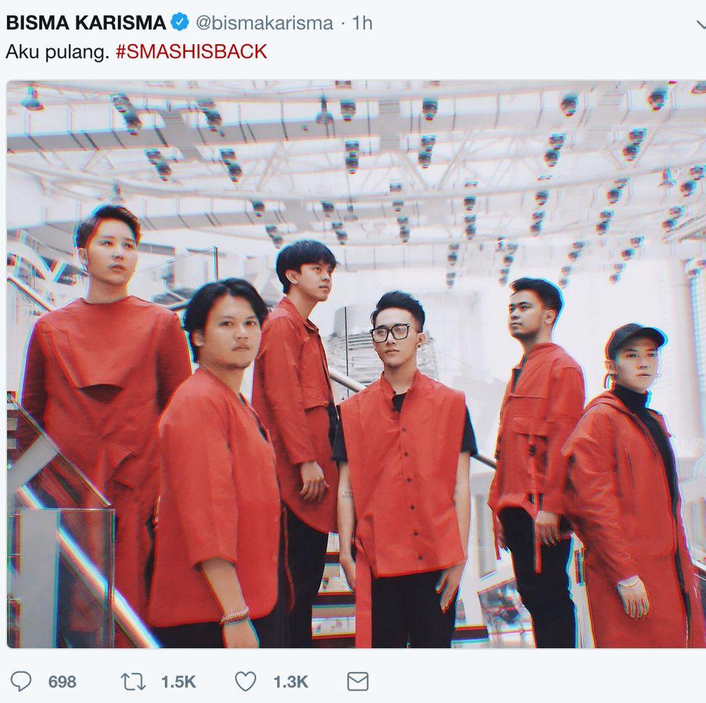 Tampil Memukau, SMASH Cover Dance Lagu Super Junior