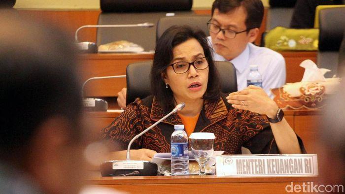 Menteri Keuangan, Sri Mulyani Indrawati/Foto: Lamhot Aritonang