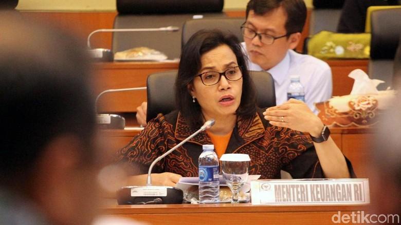 Soal Batalnya Sri Mulyani Jadi Timses Jokowi