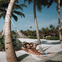 Andre Hamann, Model Tampan yang Hobi Traveling