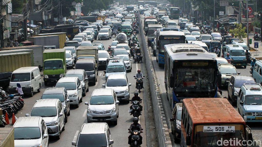 Ini Nih yang Bikin Jalanan di RI Macet
