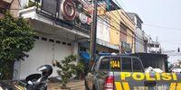 Tempat ini dicatut dalam selebaran acara pesta seks di Kota Bandung. (Foto: Dony Indra Ramadhan/detikcom)