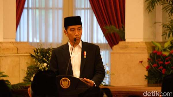 Jokowi: Palestina Prioritas Utama RI Selama Jadi Anggota DK PBB