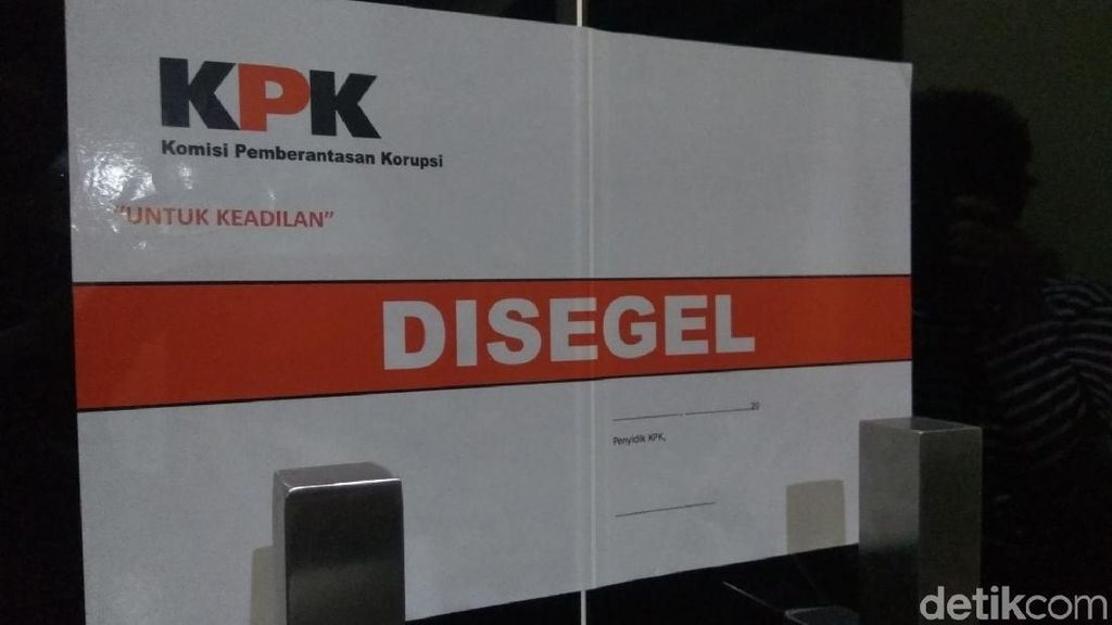 Geledah Dinkes Aceh, KPK Temukan Dokumen Proyek Rp 1,15 Triliun