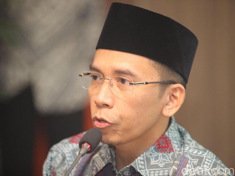 TGB: Setelah Tak Jadi Gubernur, Saya Berjuang untuk Jokowi-Maruf