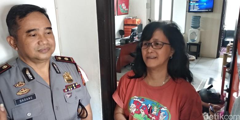Bos Roti Polisikan Pembuat Selebaran Pesta Seks di Bandung