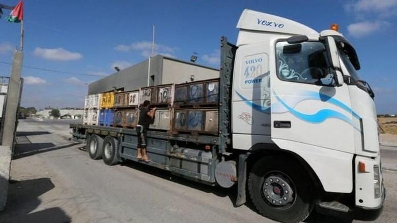 Israel Cegat Kapal Berbendera Swedia Bawa Suplai Medis ke Gaza