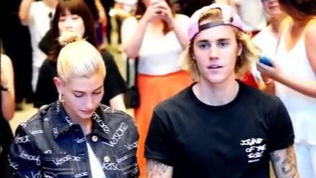 Reaksi Justin Bieber saat Ditanya Kabar Hailey Baldwin Hamil