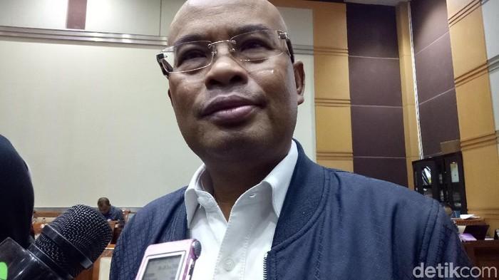 Foto: Desmond J Mahesa (Gibran Maulana Ibrahim/detikcom)