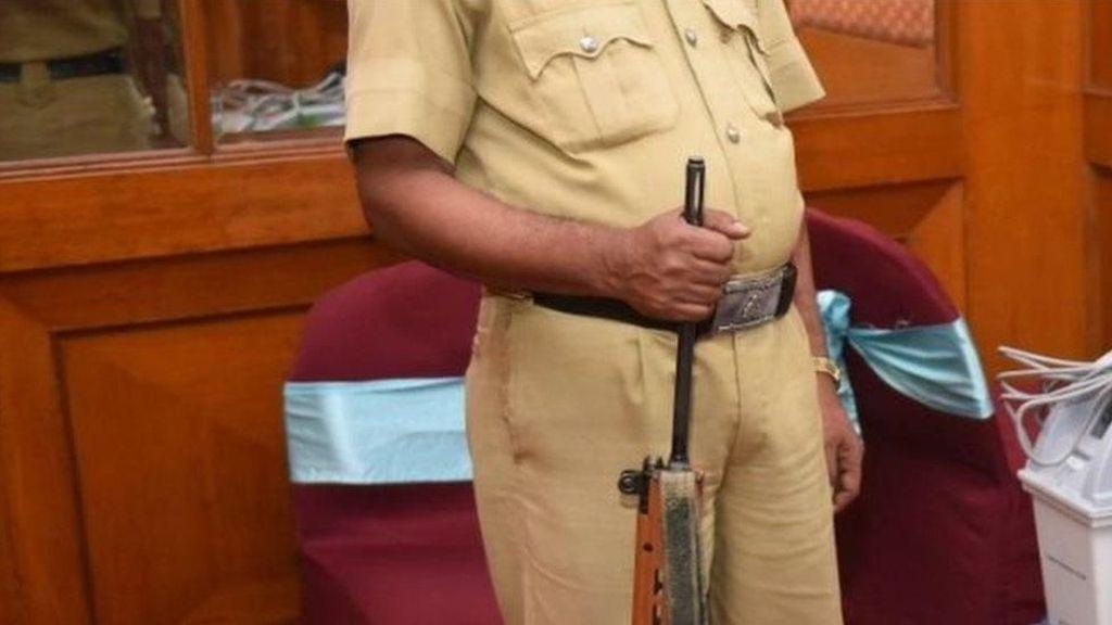 Polisi India Diperintahkan Kurangi Berat Badan Atau Kena Skorsing