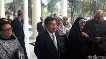 JK dan Wapres Iran Bahas Nuklir, RI Dorong Kesepakatan JCPoA Lanjut