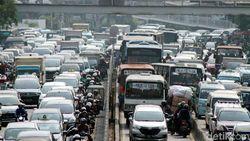 Bukan Mobil, Ini Nih Biang Macet di Jalanan Indonesia