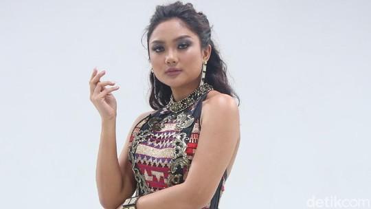 Marion Jola Banggakan Kupang di AMI Awards 2018