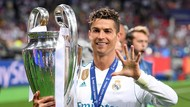 On This Day: Laga Terakhir Ronaldo di Real Madrid