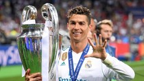 Lewat Spanduk, Fans Inter Tegaskan Tidak Takut Ronaldo