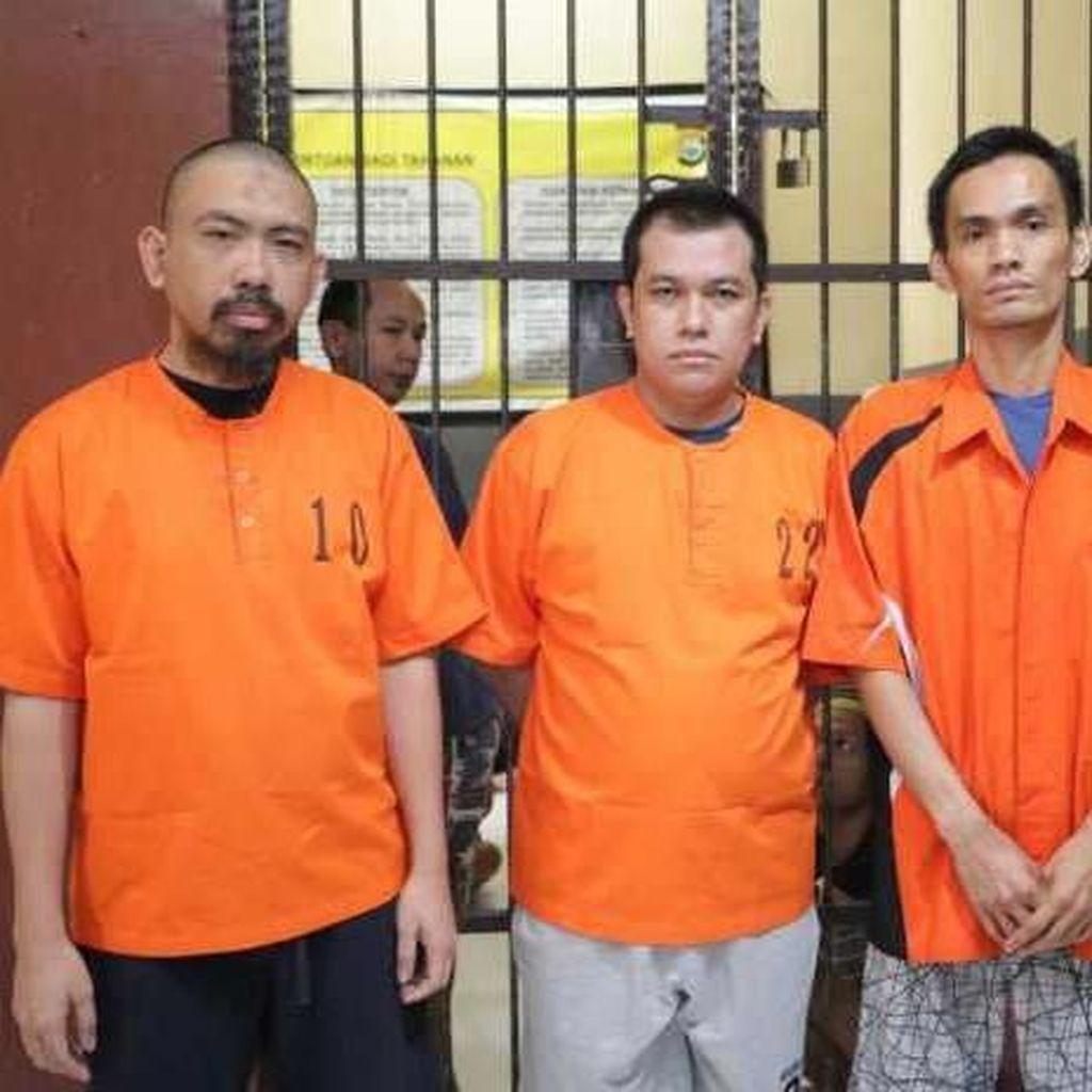 Berkas 4 Tersangka Abu Tours Dilimpahkan ke Jaksa