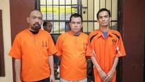 Tampang 4 Tersangka Kasus Pencucian Uang Triliunan Jemaah Abu Tours