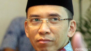 Jokowi Kantongi 5 Nama Cawapres, Ini Kata TGB