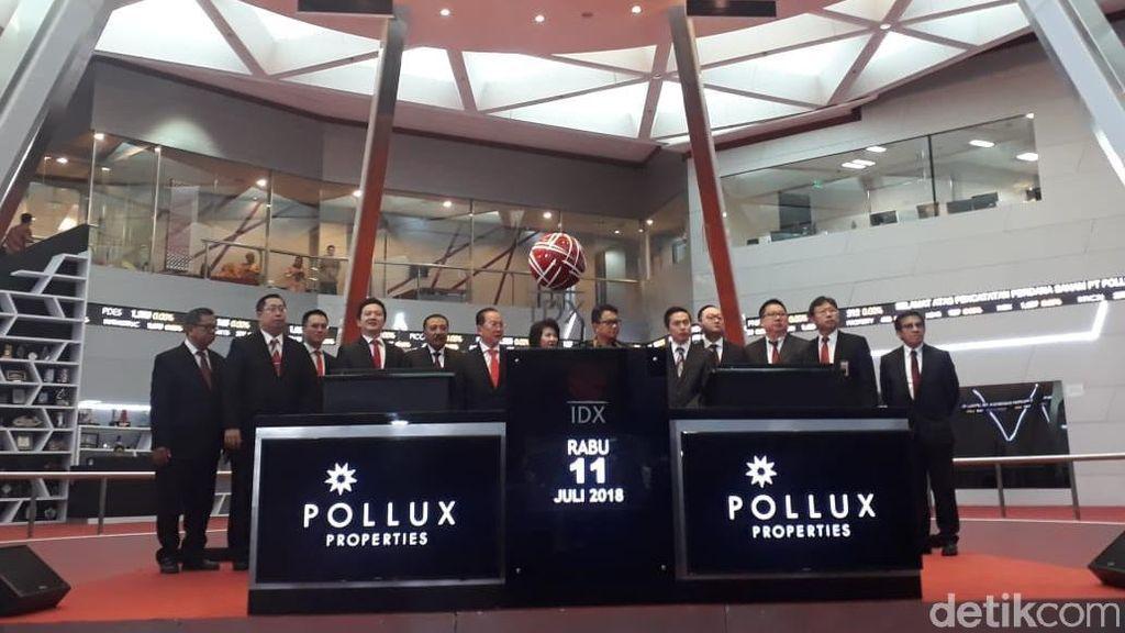 Melantai di Bursa, Saham Perusahaan Properti Ini Naik 49%
