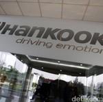 Hankook Ekspansi Pabrik Ban di Indonesia