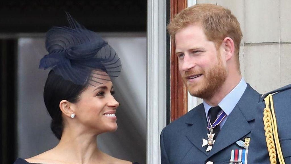 Ungkapan Tak Terduga Pangeran Harry untuk Sang Ibu Tiri Camilla