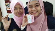 6 Mahasiswa Unibraw Kembangkan Kosmetik Berbahan Baku Kulit Kelinci