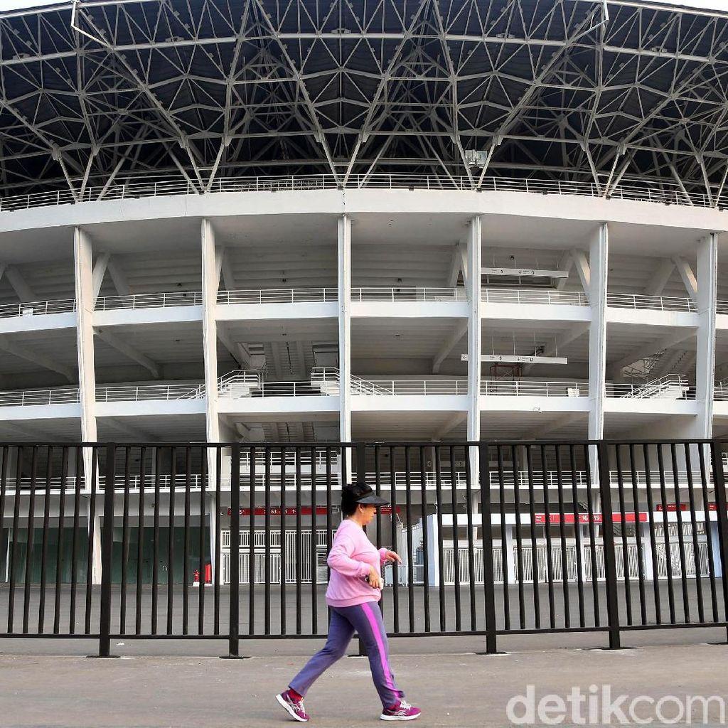 11 Ribu Personel Gabungan Amankan Pembukaan Asian Games 2018