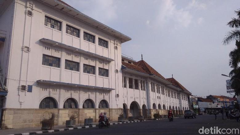 Foto: Gedung BAT Cirebon (Sudirman/detikTravel)