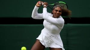 Serena Williams ke Semifinal Wimbledon Usai Main Tiga Set