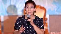 Kata Susi soal Namanya Disebut Rommy Jadi Cawapres Jokowi