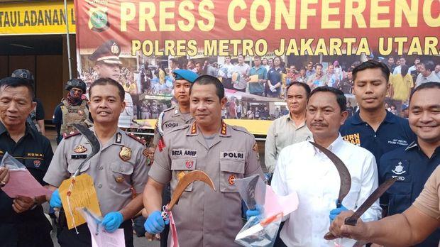 Kelompok bad boys kembali ditangkap