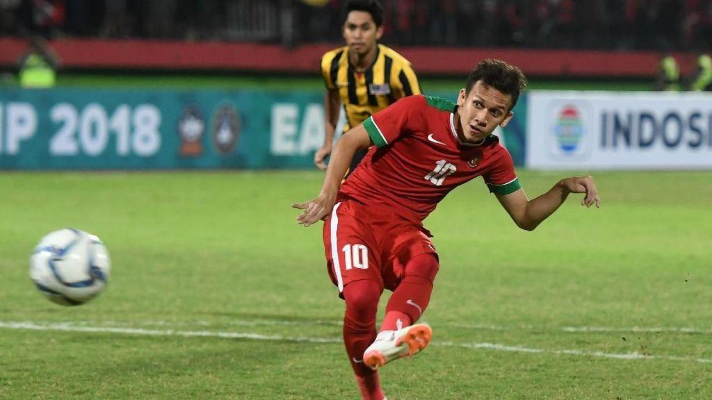 Satu Gol Egy Maulana Vikri Tak Cukup Antar Indonesia ke Final